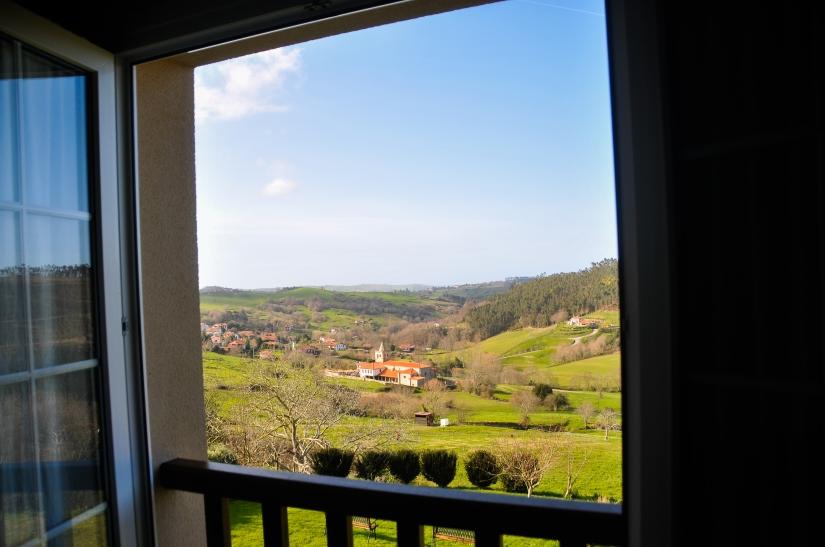 Vistas Valle de Ruiseñada